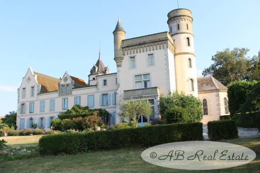 chateauforsalecarcassonnesouthfrance