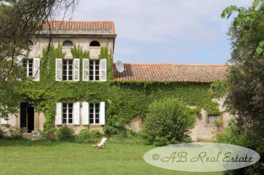 ManorhouseForSaleCarcassonneSouthFrance